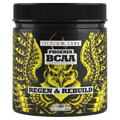 Phoenix BCAA em pó (300g) - Iridium Labs