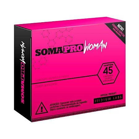 SomaPro Woman (45 cápsulas) - Iridium Labs
