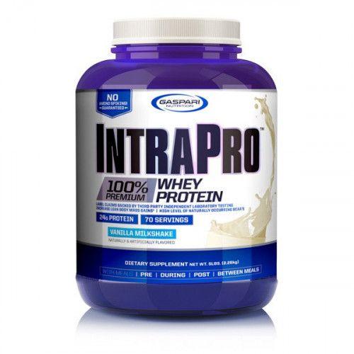 IntraPro 100% Premium Whey Protein 5lb (2,2kg) - Gaspari Nutrition