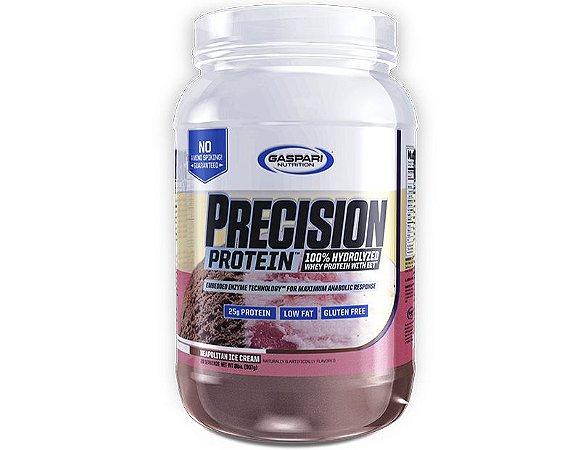 Precision Protein 2lb (900g) - Gaspari Nutrition