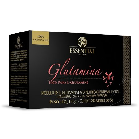 Glutamina (30 sachês) - Essential Nutrition