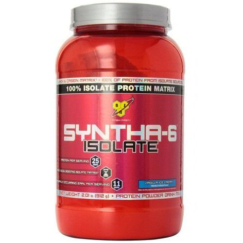 Syntha-6 Isolate 2lb (900g) - BSN