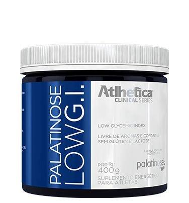 Palatinose Low G.I. (400g) - Atlhetica Nutrition