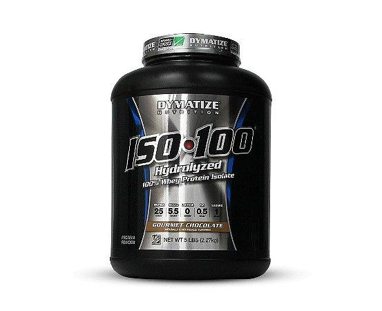 Iso100 100% Hydrolized 5lb (2,27kg) - Dymatize