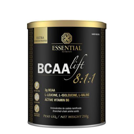 BCAAlift 8:1:1 210g - Essential Nutrition