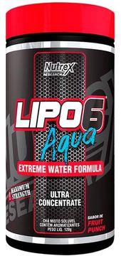 Lipo 6 aqua - (120g) - Nutrex