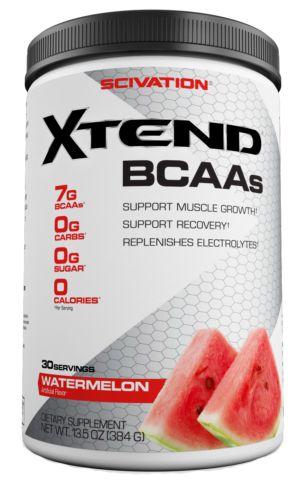 XTEND BCAAS  - SCIVATION