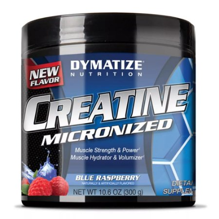 Creatina micronizada  (300g) – Dymatize
