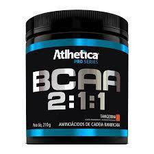 BCAA 2.1.1 (210g) - Atlhetica Nutrition