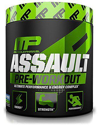 Assault 222g - Muscle Pharm