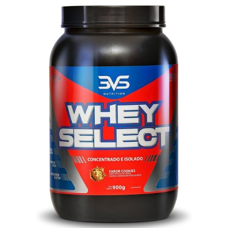 Whey Select 900g - 3vs Nutrition