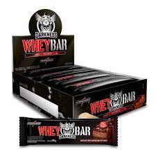 Caixa DarkWhey Bar 8unidades - IntegralMédica