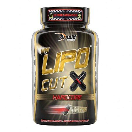 Lipo cut X (120caps) - Arnold Nutriton