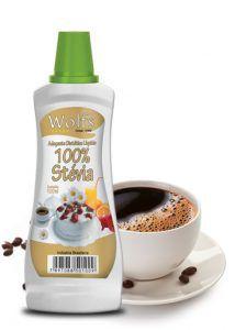 100% STÉVIA (100ml)- WOLFS