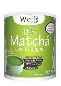 Chá Matchá 200g - Wolfs