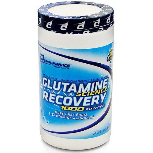 Glutamine Recovery 1000 Powder (600g) - Performance Nutrition