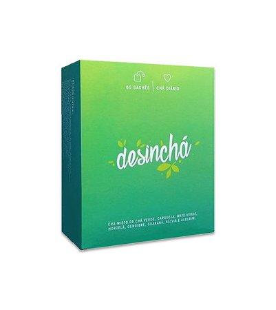 Desinchá - Chá Natural (60 sachês)