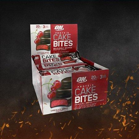 Cake Bites (Caixa com 12 Unidades) - Optimum Nutrition