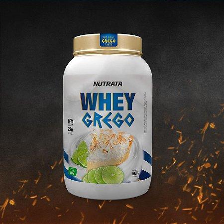PROGRESSIVO Whey Grego (900g) - Nutrata