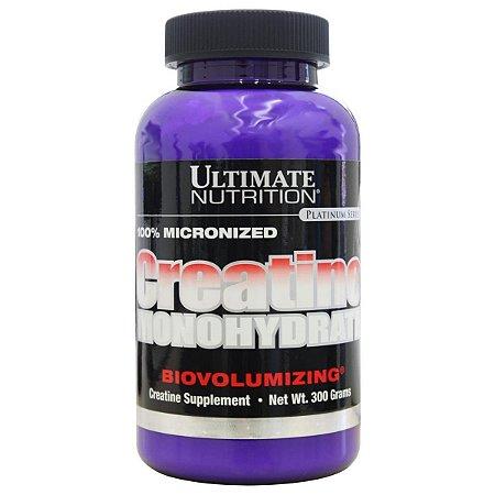 Creatina Monohidratada (300g) - Ultimate Nutrition