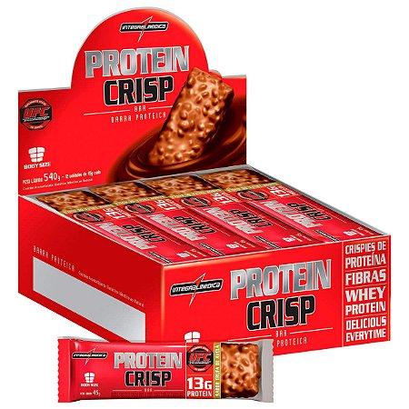 Caixa Crisp Bar 12unidades - IntegralMédica