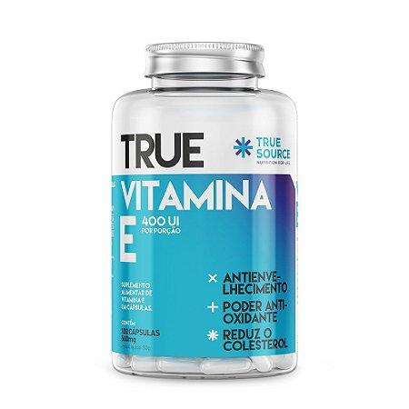 Vitamina E 500mg 100caps - TrueSource