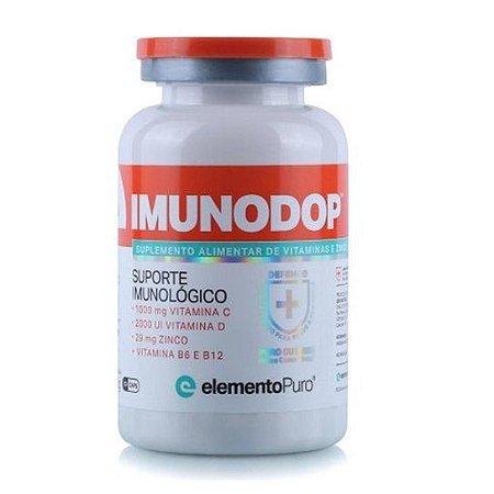 Imunodop 120caps - Elemento Puro