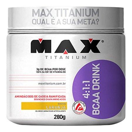 BCAA Drink 4:1:1 280g - Max Titanium