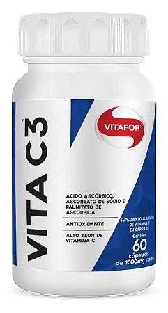 Vita C3 1g 60caps - Vitafor