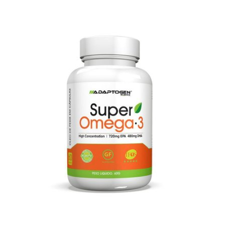 Super Omega 60caps -  Adaptogen Science
