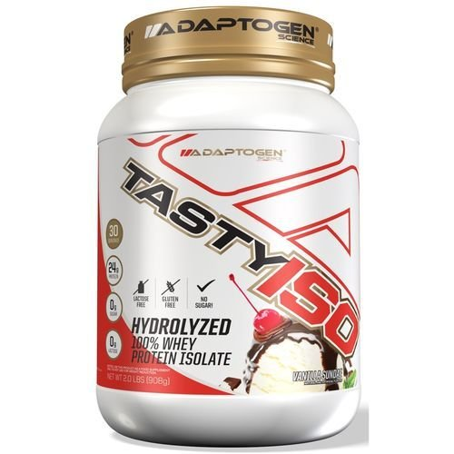 Tasty Whey ISO 2lbs -  Adaptogen Science