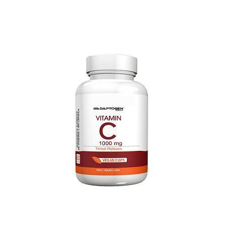 Vitamina C 1g 60caps - Adaptogen Science