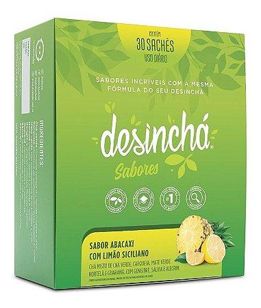 Desinchá Abacaxi com Limão 30dias - Desinchá