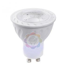 Lâmpada LED Dicróica/MR16 7w GU10 Branca Fria