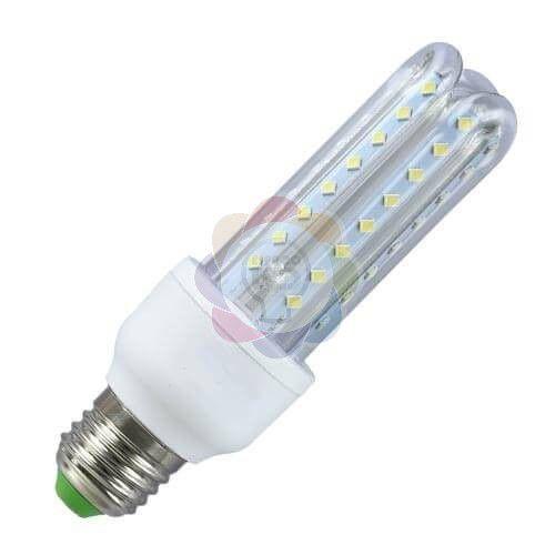Lâmpada Milho LED 7w E27 Branca Fria