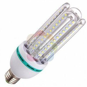 Lâmpada Milho LED 16w E27 Branca Fria