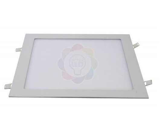Plafon Led Embutir 60x60 60w Branco Frio