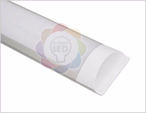 Calha Linear LED 18w 60cm Branca Fria