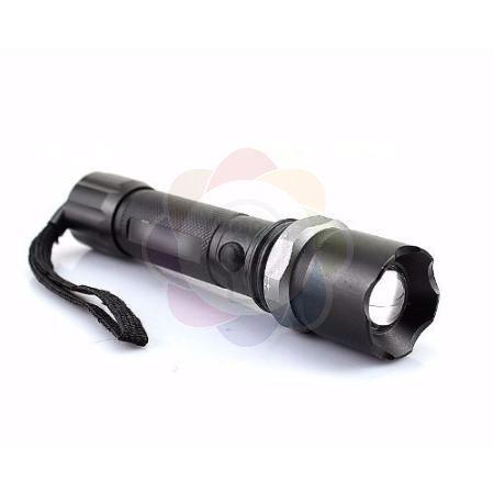 Lanterna Militar Swat de Alta Potência - 9.800w