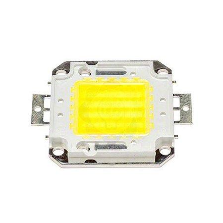 Chip para Refletor LED 10w COB Branco Frio