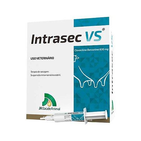 Intrasec VS Seringa 8 g - Kit 24 unidades