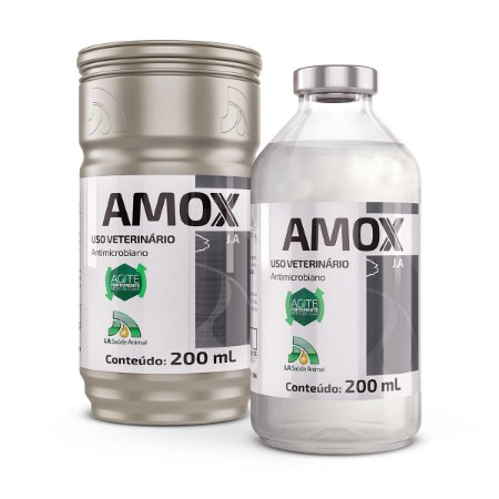 Amox J.A 200 mL