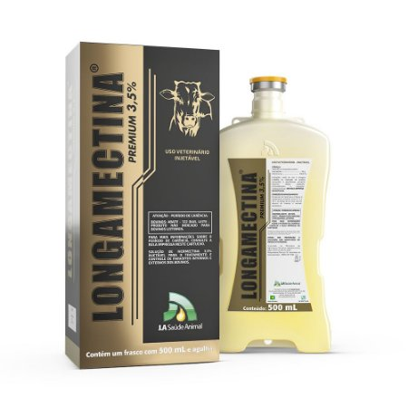 Longamectina Premium 3,5%          500 mL