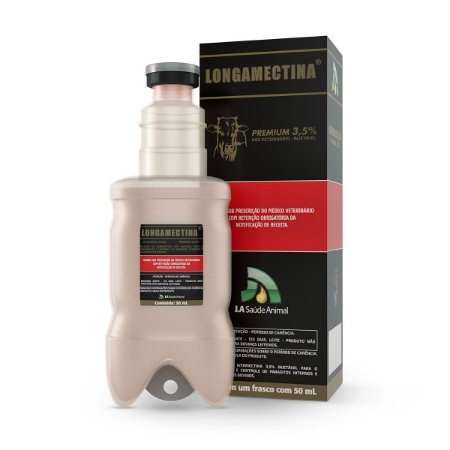 Longamectina Premium 3,5 - 50 mL