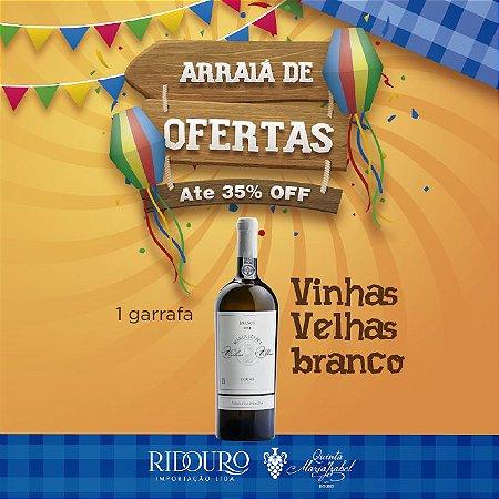 PROMOÇÃO DE SÃO JOÃO - Maria Izabel Vinhas Velhas 2017, branco, 750ml, 1 garrafa