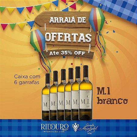 PROMOçÃO DE SÃO JOÃO - M.I. 2019, branco, 750ml, caixa com 6 garrafas