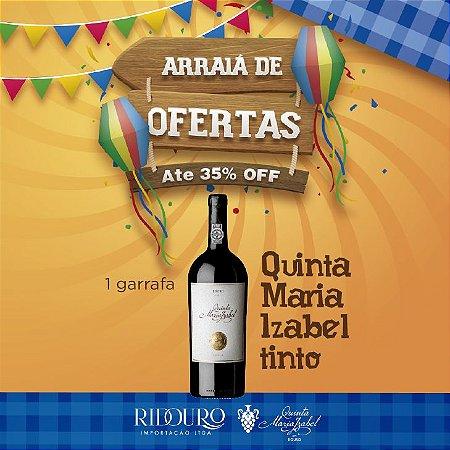 PROMOçÂO DE SÃO JOÃO - Quinta Maria Izabel, 2012, tinto, 750ml, 1 garrafa