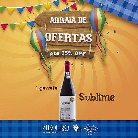 PROMOÇÃO DE SÃO JOÃO - Sublime Maria Izabel 2016, tinto, 750ml, 1 garrafa