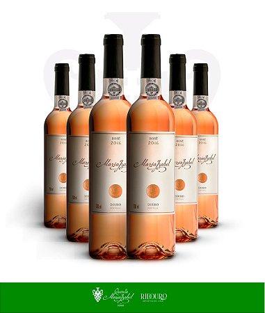 Maria Izabel 2017, rosé, 750ml, Caixa com 6 garrafas