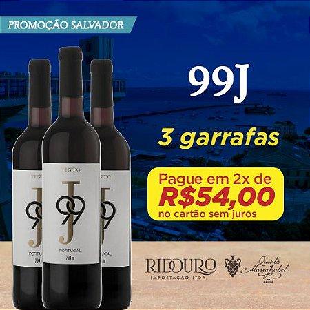 PROMO SALVADOR - 3 GARRAFAS DE 99J